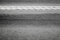 Automotive transportation background, dividing lines Royalty Free Stock Image