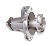 Automotive water pump Royalty Free Stock Photo