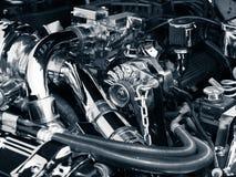 Automotor Lizenzfreies Stockbild