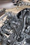 Automotor Stockfotografie