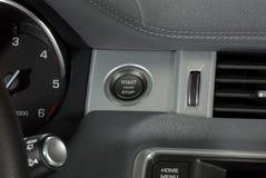 Automotoranfangs- und -sTOP-Taste Lizenzfreie Stockbilder