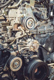 Automotormaschinenteil Stockbilder