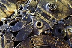 Automotormaschinenteil Schließen Sie herauf Schuss lizenzfreie stockbilder