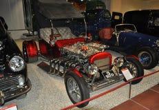 automuseum Royalty-vrije Stock Foto