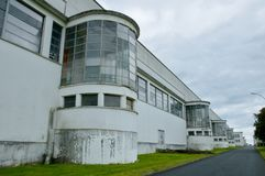 Automóviles Chateauroux - primera fábrica de las experiencias del aeropuerto de los aviones Fotos de archivo