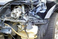 Autoneerstorting Stock Foto