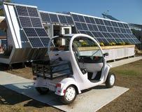 Autonomía energética Foto de archivo libre de regalías
