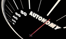 Autonomy Self Driving Cars Vehicles Autonomous Stock Image