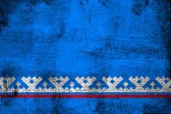 Autonoom District yamal-Nenets royalty-vrije illustratie