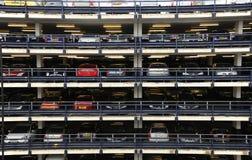 Autoparkeren Stock Fotografie