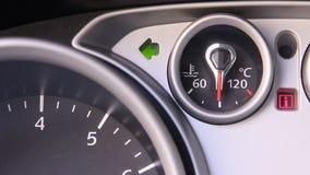 Autopfeil stock video