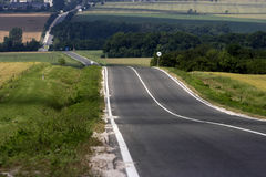 Autopista Imagenes de archivo