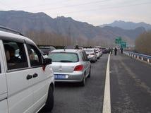Autopista occidental Foto de archivo libre de regalías