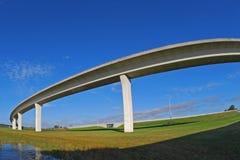 Autopistas del sur de la Florida. Fotografía de archivo libre de regalías