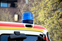 Autopompa antincendio fotografia stock
