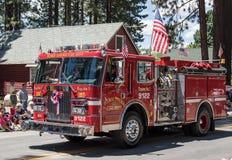 Autopompa antincendio 9122 Immagine Stock