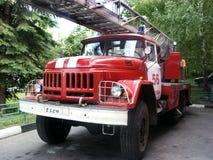 Autopompa antincendio Immagini Stock