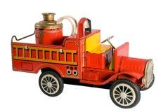 Autopompa antincendio del giocattolo Fotografie Stock Libere da Diritti