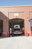 Autopompa antincendio di Oklahoma City Fotografia Stock