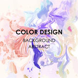 Autopopulate. Art abstract background watercolor paint texture design poster illustration . Perfect watercolor design for headline, logo and sale banner stock illustration