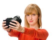 Autoportrait photographie stock libre de droits