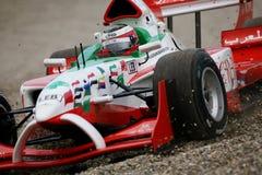Autorennen (GP A1) Royalty-vrije Stock Afbeelding