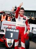 Autorennen, Jules BIANCHI (EuroF3) Royalty-vrije Stock Fotografie