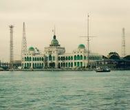 Autoridad portuaria de Puerto Saíd fotos de archivo libres de regalías