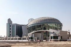 Autoridade da identidade dos emirados em Abu Dhabi fotografia de stock
