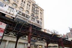 Autoridade do trânsito de Chicago fotos de stock