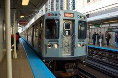 Autoridade do trânsito de Chicago imagens de stock