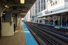 Autoridade do trânsito de Chicago foto de stock royalty free