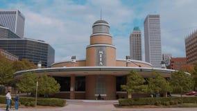 Autoridade metropolitana do trânsito de Tulsa - MTTA - EUA 2017 filme