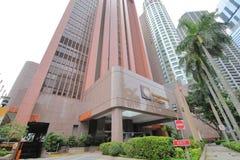 Autoridade monetária do MAS de Singapura fotos de stock royalty free
