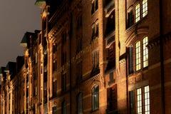 A autoridade portuária HPA de Hamburgo fotos de stock royalty free