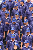 Autoridades locais de Malacca Foto de Stock
