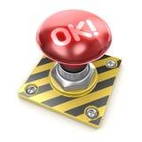 ¡Autorización! botón Imagenes de archivo