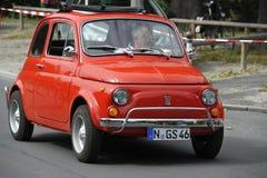 Autorización Nuova 500 Imagen de archivo libre de regalías