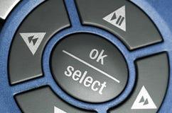 Autorización selecta Fotografía de archivo libre de regalías