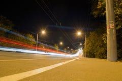 autoroute Photo libre de droits