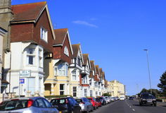 Autoroute Royaume-Uni de Hastings Image libre de droits