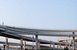 Autoroute urbaine Image stock
