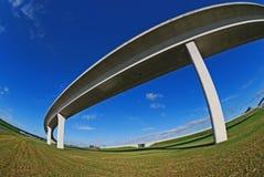 Autoroutes urbaines du sud de la Floride. Photo stock