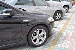 Autos Lizenzfreies Stockfoto