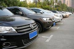 Autos Stockfoto