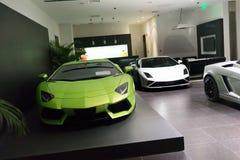 Autos für Verkauf Lizenzfreies Stockfoto