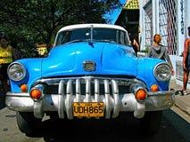 Autos von Kuba stockbilder