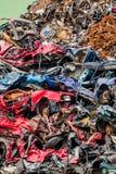 Autos wurden ausrangiert lizenzfreie stockbilder