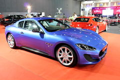 2013 autosalon International  in thailand Stock Photos