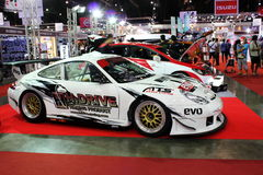 2013 autosalon International  in thailand Royalty Free Stock Image